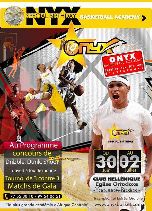 onyxbasketball academy souffle sur sa 10eme bougie dans Liens photoonyx